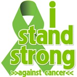 I Stand Strong Against Lymphoma Shirts