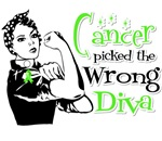 Lymphoma Picked The Wrong Diva Shirts