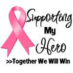 Hero Breast Cancer Shirts