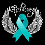 Victory Ovarian Cancer Shirts