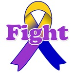 Fight Bladder Cancer Shirts and Gifts