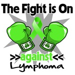 The Fight is On Lymphoma Shirts