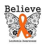 Believe - Leukemia Shirts and Gifts