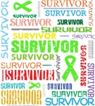 Survivor Non-Hodgkins Lymphoma Shirts
