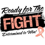 Ready For The Fight Uterine Cancer Shirts