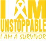 Unstoppable Childhood Cancer Shirts and Gifts