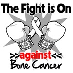 The Fight is On Against Bone Cancer Shirts