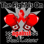The Fight is On Against Blood Cancer Shirts
