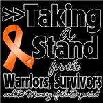 Taking a Stand Leukemia Shirts
