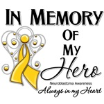 In Memory of My Hero Neuroblastoma Shirts 