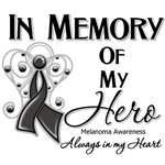 In Memory of My Hero Melanoma Shirts