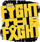 Fight The Fight Childhood Cancer Shirts