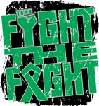 Fight The Fight Liver Cancer Shirts