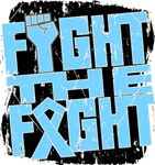 Fight The Fight Prostate Cancer Shirts