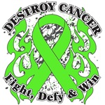 Destroy Lymphoma Cancer Shirts and Gear