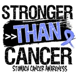 Stomach Cancer - Stronger than Cancer Shirts