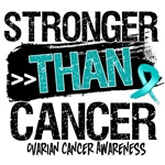 Ovarian Cancer - Stronger than Cancer Shirts