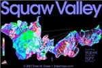 Squaw Valley T-Shirt Style 1