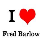 I heart Fred Barlow