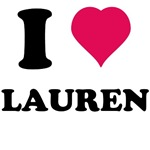 I love Lauren