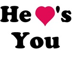 He Heart's you