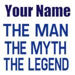 The Man The Myth The Legend