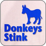 Donkeys Stink