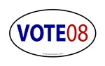 2008 Election Stickers