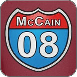 McCain 08 Shield