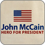 John McCain Hero for President