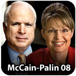 McCain Palin 2008