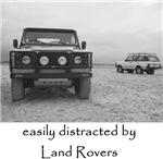 Land Rover Gear