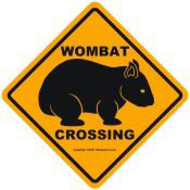 Wombat Crossing