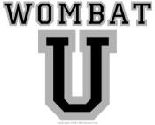 Wombat U  V