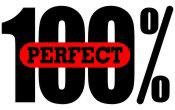 100 Percent Perfect