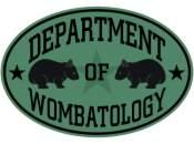 Department of Wombatology