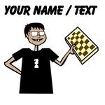 Custom Chess Nerd