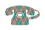 Argyle Vintage Rotary Dial Telephone