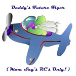 Daddy's Future Flyer