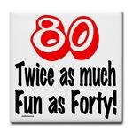 80 Twice