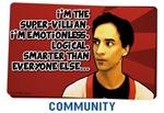 Abed Supervillain