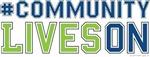#CommunityLivesOn