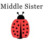 Middle Sister - Ladybug