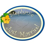 Personalized Just Married