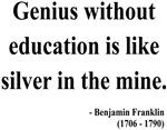 Benjamin Franklin 12