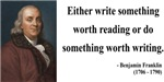 Benjamin Franklin 18