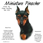 Miniature Pinscher (Black/Rust)