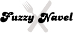 Fuzzy Navel (fork and knife)