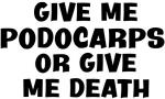 Give me Podocarps