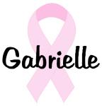 Gabrielle pink ribbon
